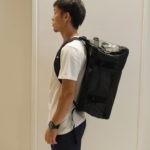 ノースフェイス・ダッフルバッグのサイズ比較生活用品 6