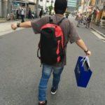ノースフェイス・ダッフルバッグのサイズ比較生活用品 9
