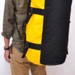 ノースフェイス・ダッフルバッグのサイズ比較生活用品 13