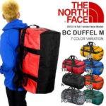 ノースフェイス・ダッフルバッグのサイズ比較生活用品 14