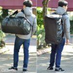 ノースフェイス・ダッフルバッグのサイズ比較生活用品 17