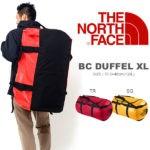 ノースフェイス・ダッフルバッグのサイズ比較生活用品 22