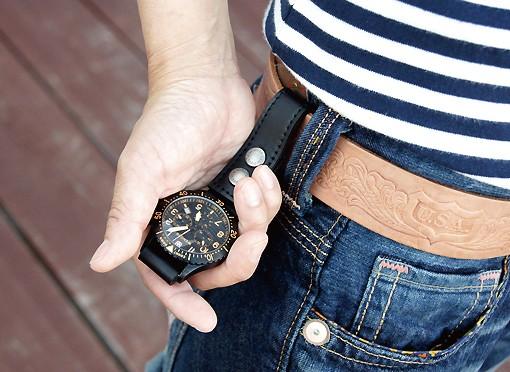 腕時計の温度計付は体温に影響される?プロトレックの活用法家電 2