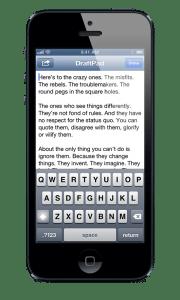 ipad用のテキストエディタアプリはどれがいい?生活用品